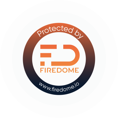 Protected by Firedome